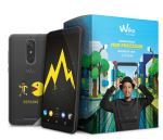 WIKO Pack Smartphone Wiko View Double SIM 32 Go Noir + Inédit...