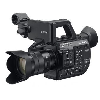 Sony PXW-FS5M2K WiFi en NFC Camcorder Zwart
