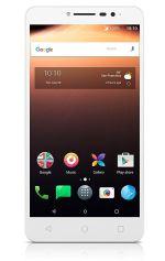 ALCT Smartphone Alcatel A3 XL Double SIM 8 Go Blanc et gris