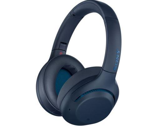 Ecouteurs Bluetooth Sony WH-XB900 Extra Bass Bleu