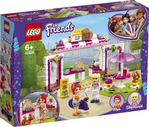 LEGO® Friends 41426 Le café du parc de Heartlake City