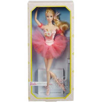 Poup e barbie danseuse toile poup e achat prix fnac - Barbi danseuse etoile ...