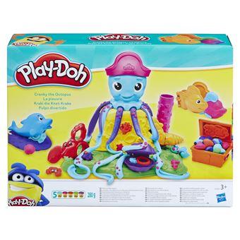 Kit de pâte à modeler Play Doh La pieuvre