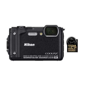 Compact Nikon Coolpix W300 Noir
