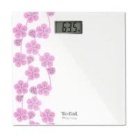 Pèse-personne Tefal Premiss Pretty Pink Blanc et Rose