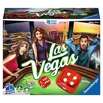 Jeu d'ambiance Ravensburger Las Vegas