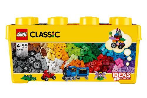 LEGO® Briques 10696 La Boite De Briques Créatives