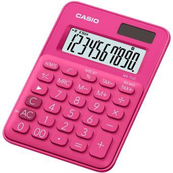Calculatrice Casio MS-7UC Rose