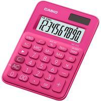Calculatrice de bureau Casio MS-7UC Rose