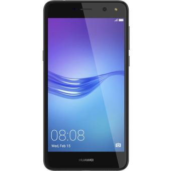 Huawei Y6 2017 Dual Sim - Grey - 5,0'' - 16GB - 13+5Mpx