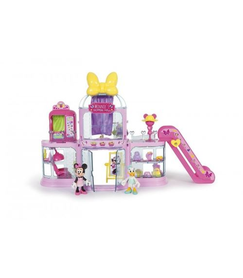 Playset IMC Toys Centre commercial de Minnie
