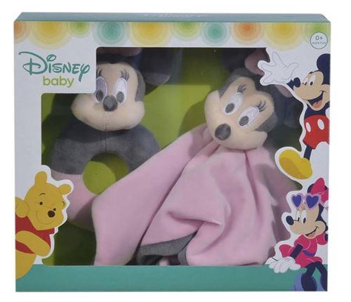 Doudou Disney Minnie avec hochet - Doudou. Achat et vente de jouets, jeux de société, produits de puériculture. Découvrez les Univers Playmobil, Légo, FisherPrice, Vtech ainsi que les grandes marques de puériculture : Chicco, Bébé Confort, Mac Laren, Baby