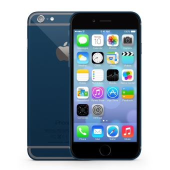 apple iphone remade 6 16 go 4 7 39 39 bleu c leste reconditionn a smartphone achat prix fnac. Black Bedroom Furniture Sets. Home Design Ideas