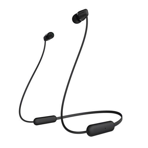 Ecouteurs sans fil Sony WI C200 Noir