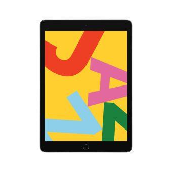 Nouvel Ipad Apple 32 Go Wifi Gris Sideral 10 2 Tablette Tactile Achat Prix Fnac