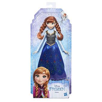 Poupée Disney Frozen La Reine des Neiges Anna Poussière d'étoiles 30 cm