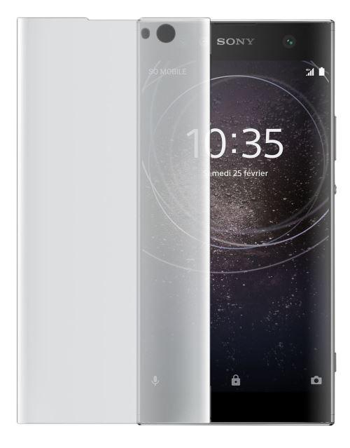 Protection d´écran en verre trempé BigBen Connected Transparent pour Sony Xperia A2