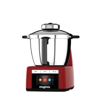 Robot cuiseur multifonction Magimix 18904 Cook Expert 900W Rouge