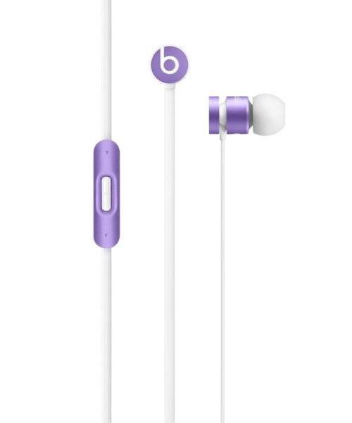 Ecouteurs Beats urBeats 2 Blanc et Violet