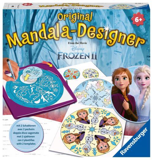 Mandala Designer La Reine des Neiges 2 Ravensburger