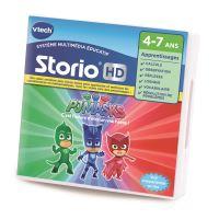 jeu HD Storio Les Pyjamasques Vtech
