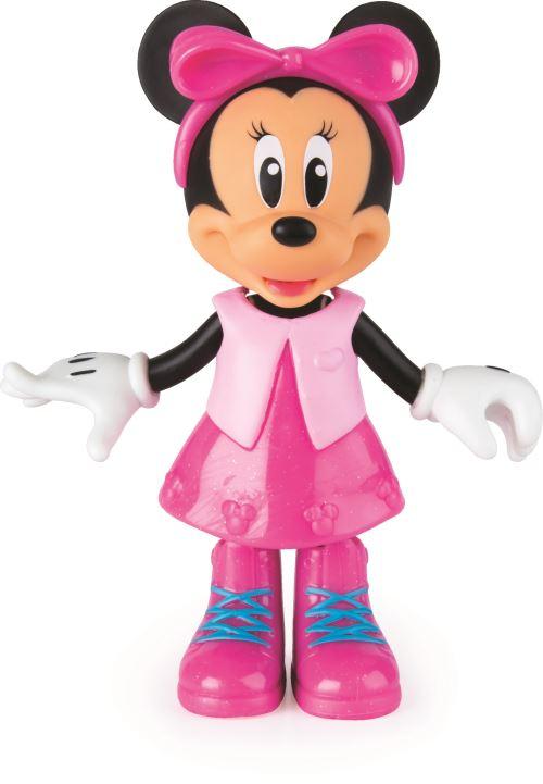 Poupée Minnie IMC Toys Fashionista Voyage 15 cm Modèle aléatoire