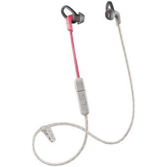 Ecouteurs sport sans fil Plantronics BackBeat FIT 305 Gris et corail