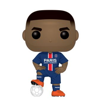 Figura Funko Fútbol - Kylian Mbappé (PSG)