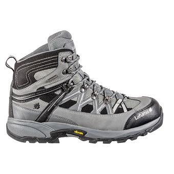 Chaussures de trekking Homme Lafuma Atakama II Noires et grises Taille 42 - Chaussures ou chaussons de sport - Equipements sportifs