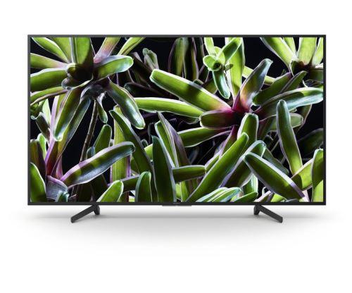 """Plus de détails TV Sony KD43XG7096BAEP 4K HDR Smart TV 43"""" Noir"""