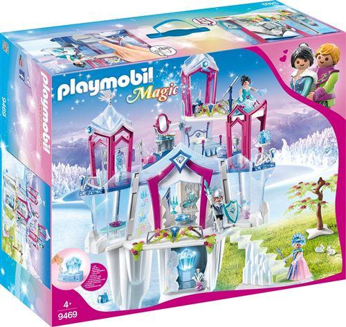 Playmobil Magic Le palais de Cristal 9469 Palais de Cristal