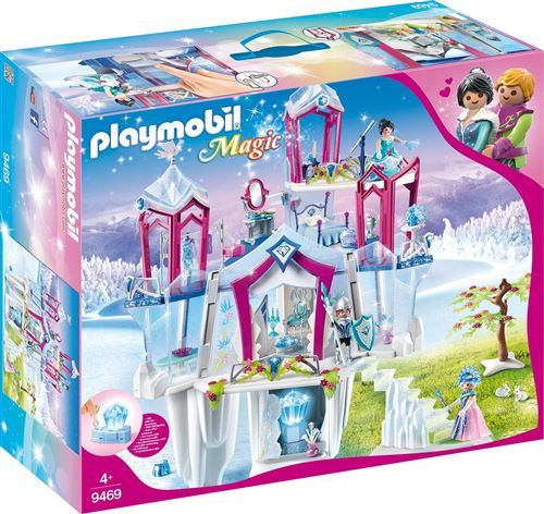 Playmobil Magic Le palais de Cristal 9469 Palais de Cristal