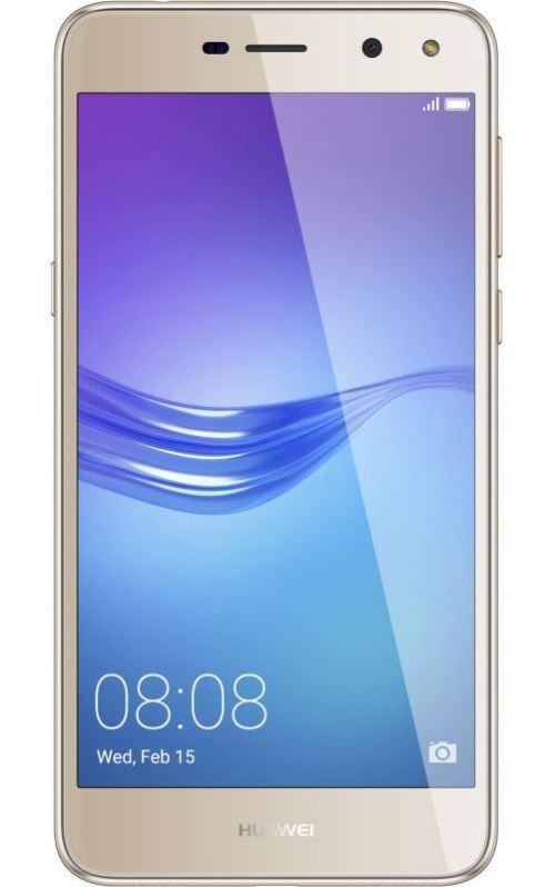 Smartphone Huawei Y6 2017 Double SIM 16 Go Or