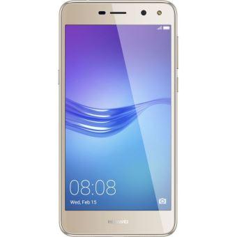 Huawei Y6 2017 Dual Sim - Gold - 5,0'' - 16GB - 13+5Mpx