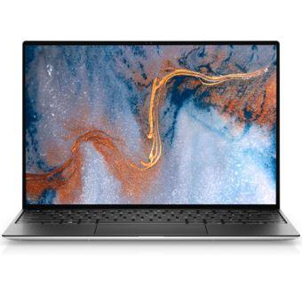 """PC Ultra-Portable Nouveau Dell XPS 13 9300 13.4"""" Intel Core i7 16 Go RAM 1 To SSD Argent Exclusivité"""