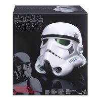 Casque impérial Star Wars Disney The Black Series Imperial Stormtrooper