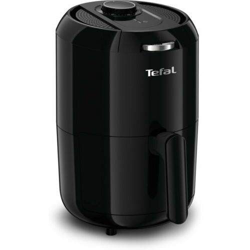 Friteuse à air chaud Tefal Easy Fry Compact EY1018 1030 W Noir