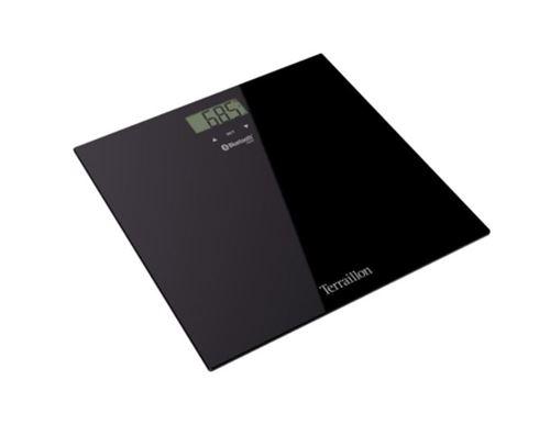 Pèse-personne connecté Terraillon Smart Body Noir