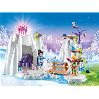 Playmobil 9350 Cristaux De Glace Princesse