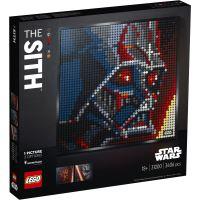 LEGO®Art Star Wars™ 31200 The Sith