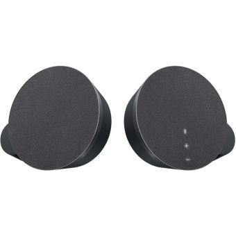 2 enceintes Bluetooth Logitech MX Sound Premium Noires