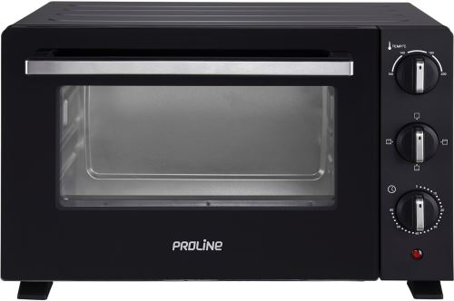 Four compact posable Proline PMF30 1500 W Noir