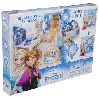 Kit créatif La reine des neiges 3 en 1