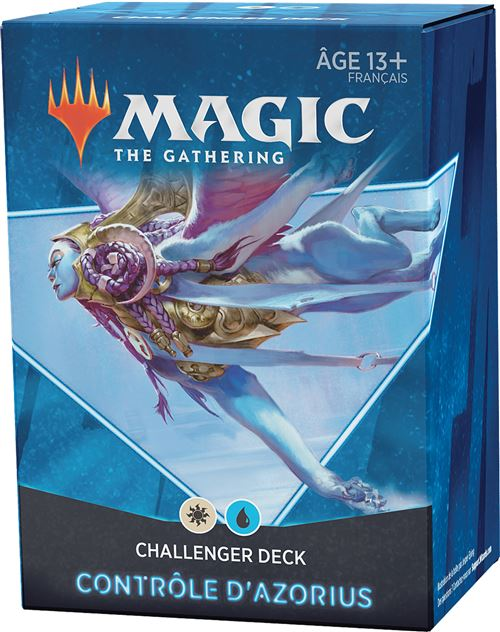 Jeu de cartes Magic Challenger Deck 21 Modèle aléatoire