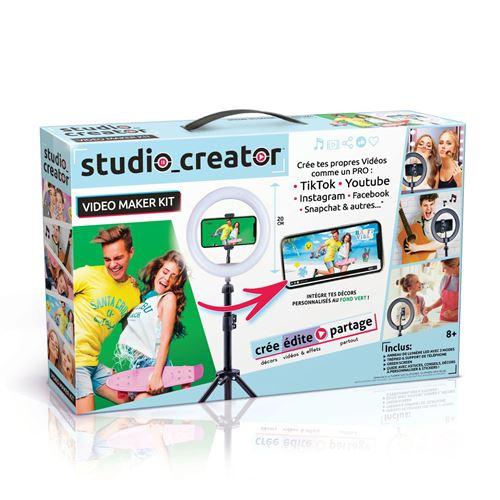 Kit complet pour créer des vidéos Studio Creator