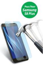 Protection d'écran Temium en Verre Trempé pour Samsung Galaxy S8+