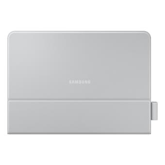 Housse Folio Clavier Samsung Gris pour Galaxy Tab S3