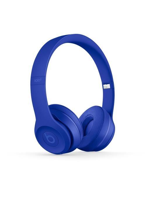 Casque sans fil Beats Solo3 Collection Urbaine Bleu océan