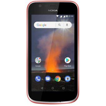 Smartphone Nokia 1 Double SIM 8 Go Rouge