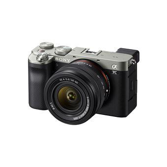 Appareil Photo Hybride Sony Alpha A7C + Objectif Zoom FE 28-60mm f/4-5.6